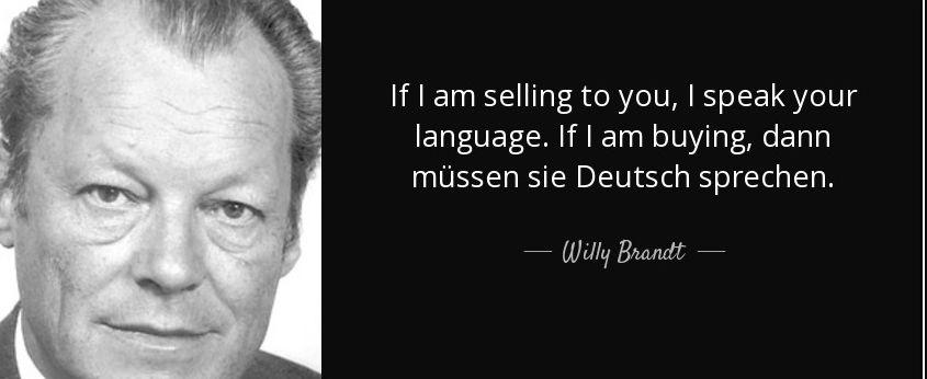 Quote Auf Deutsch