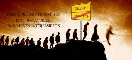 deutschland-diktatur