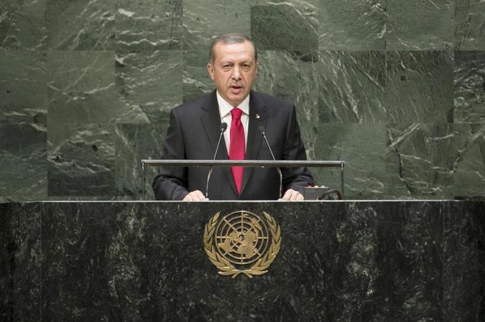 Erdogan - UN Rede